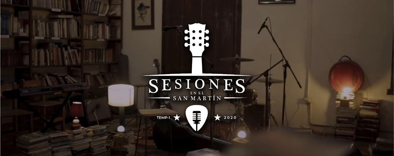 Sesiones en el San Martín ♫